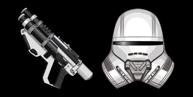 Star Wars First Order Jet Trooper G125