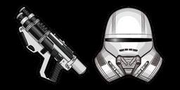 Star Wars First Order Jet Trooper G125 Cursor
