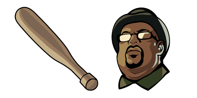 GTA San Andreas Big Smoke