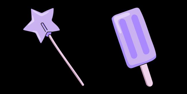 VSCO Girl Star Lollipop and Fruit Pop