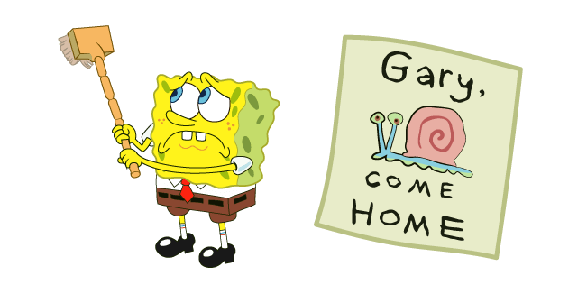 SpongeBob Gary Come Home