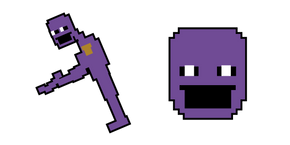 Five Nights at Freddy's William Afton Cursor