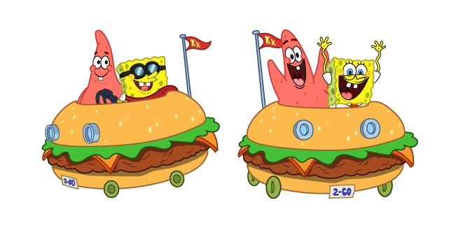 SpongeBob Patty Wagon