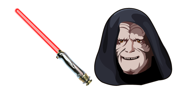 Star Wars Sheev Palpatine Lightsaber
