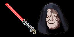 Star Wars Sheev Palpatine Lightsaber Cursor
