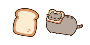 Курсор Pusheen Breading