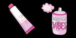 VSCO Girl Hand Cream and Perfume Curseur