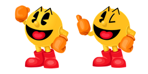 Pac-Man World Cursor