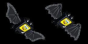 Курсор SpongeBob Bat-Sponge