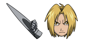 Fullmetal Alchemist Edward Elric Curseur