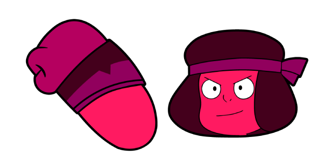 Steven Universe Ruby