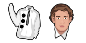 The Office Jim Halpert Cursor