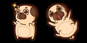 Puglie Pug Curseur