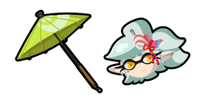 Курсор Splatoon 2 Marie