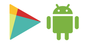 Курсор Google Play