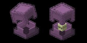 Minecraft Shulker Cursor