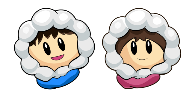 Ice Climber Popo And Nana
