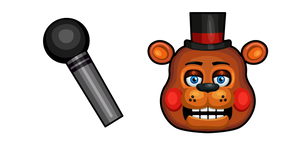 Five Nights at Freddy's Toy Freddy Cursor