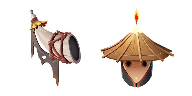 Fortnite Terns Skin and Hollow Horn Back Bling