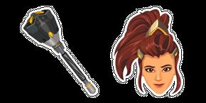 Overwatch 2 Brigitte Rocket Flail Cursor