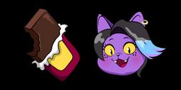 Undertale Catty Curseur