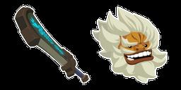 The Legend of Zelda Daruk Boulder Breaker Curseur