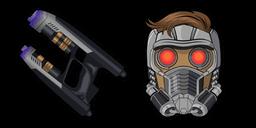 Star-Lord Quad Blaster Curseur