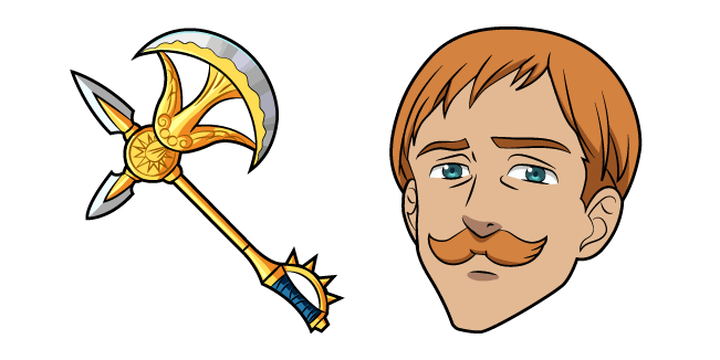 The Seven Deadly Sins Escanor Divine Axe Rhitta
