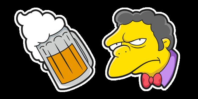 The Simpsons Moe Szyslak