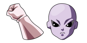 Dragon Ball Jiren Cursor