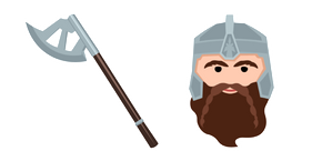 Lord of the Rings Gimli Curseur