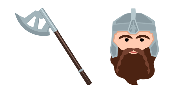 Lord of the Rings Gimli