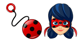 Курсор Miraculous Ladybug