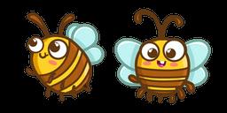 Cute Bee Curseur