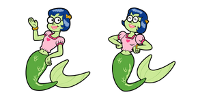 SpongeBob Princess Mindy Cursor