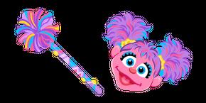 Sesame Street Abby Cadabby Curseur