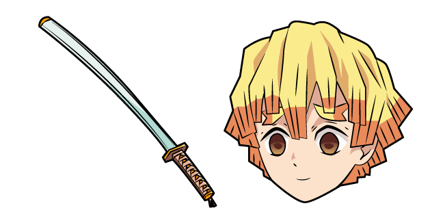 Demon Slayer Zenitsu Agatsuma