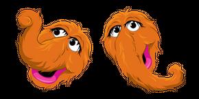 Курсор Sesame Street Mr. Snuffleupagus
