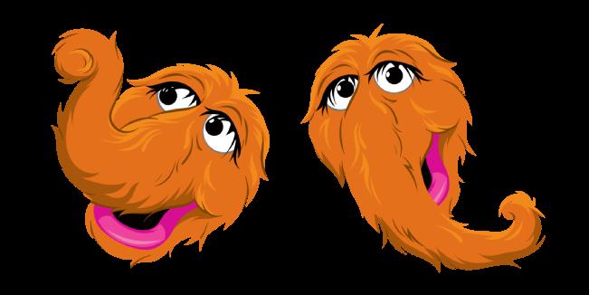 Sesame Street Mr. Snuffleupagus