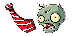 Plants vs. Zombies Zombie Cursor