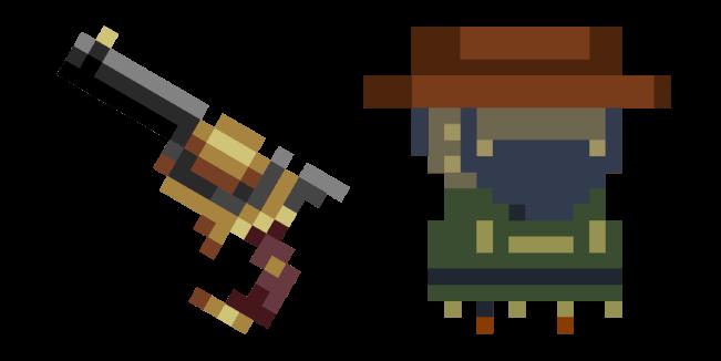 Enter the Gungeon Gunslinger Slinger