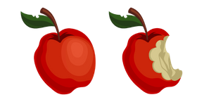 Курсор Red Apple
