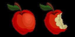 Red Apple Cursor