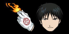 Курсор Fullmetal Alchemist Roy Mustang