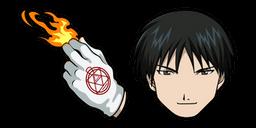 Fullmetal Alchemist Roy Mustang Curseur