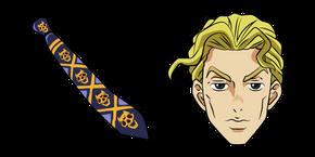 Курсор JoJo's Bizarre Adventure Yoshikage Kira