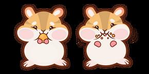 Cute Hamster Cursor