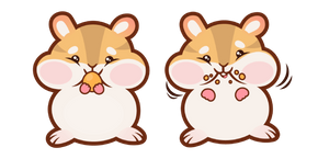 Cute Hamster Curseur