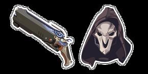 Курсор Overwatch 2 Reaper Hellfire Shotgun