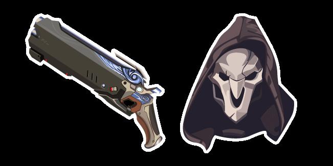 Overwatch 2 Reaper Hellfire Shotgun